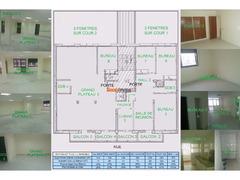 Bureau Agdal - 575 m² sur 2 Niveaux