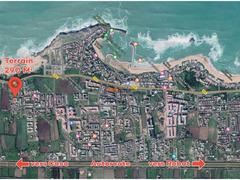 Terrain villa de 290 m2 Harhoura Sid El Abed a 15 min centre Rabat