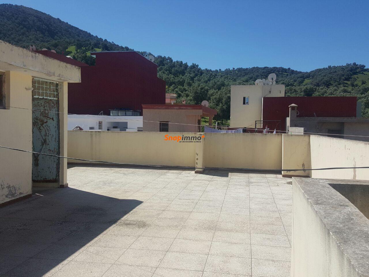 maison à vendre 100 m² à ouazzane - 5/6