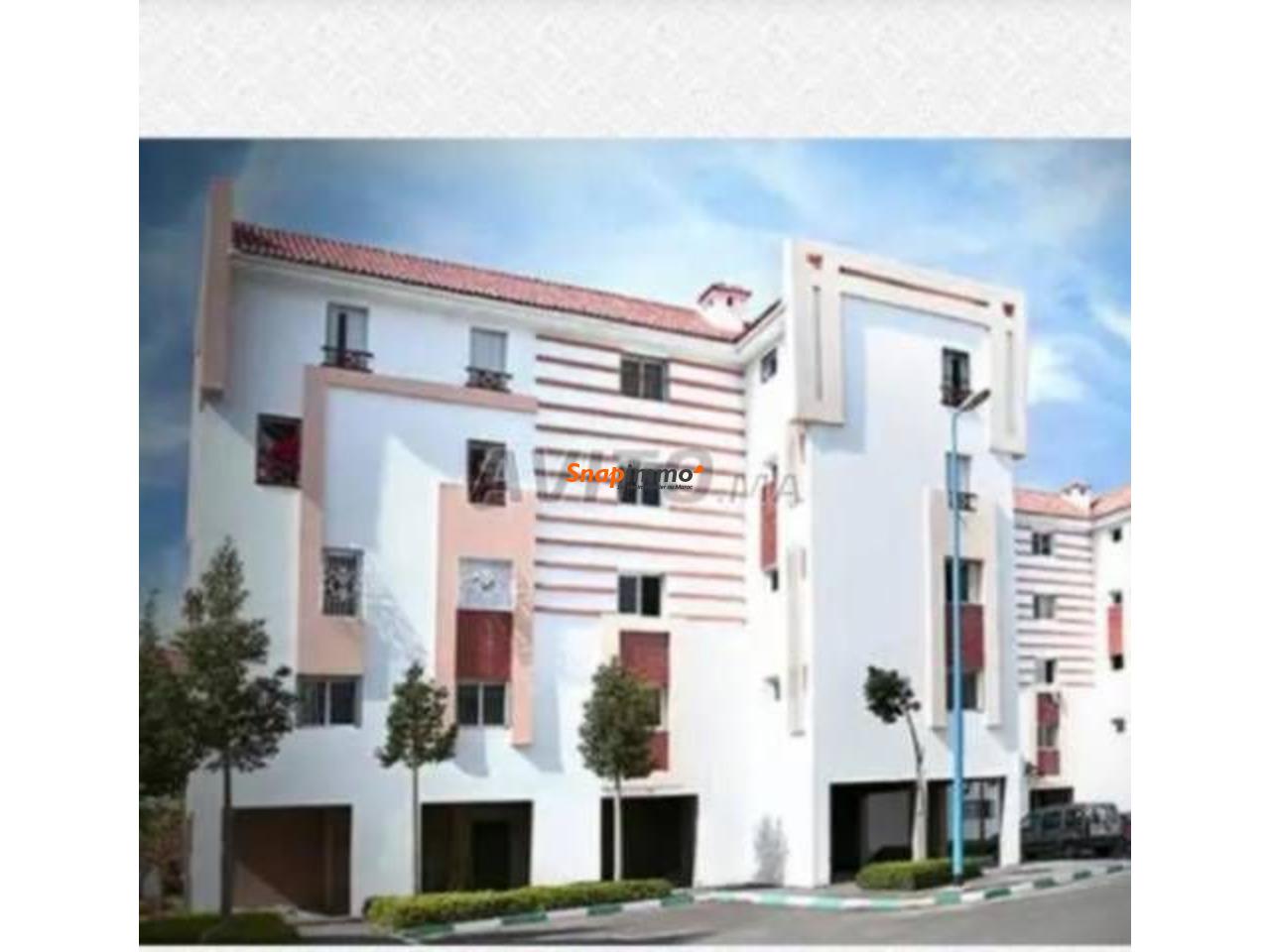 Appartement 3 façades en vente - 4/5