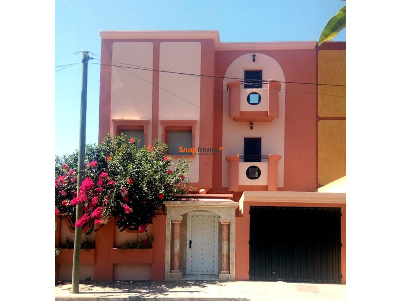 Très belle Villa de 180 m2 à Hay Al Andalous - 1/4