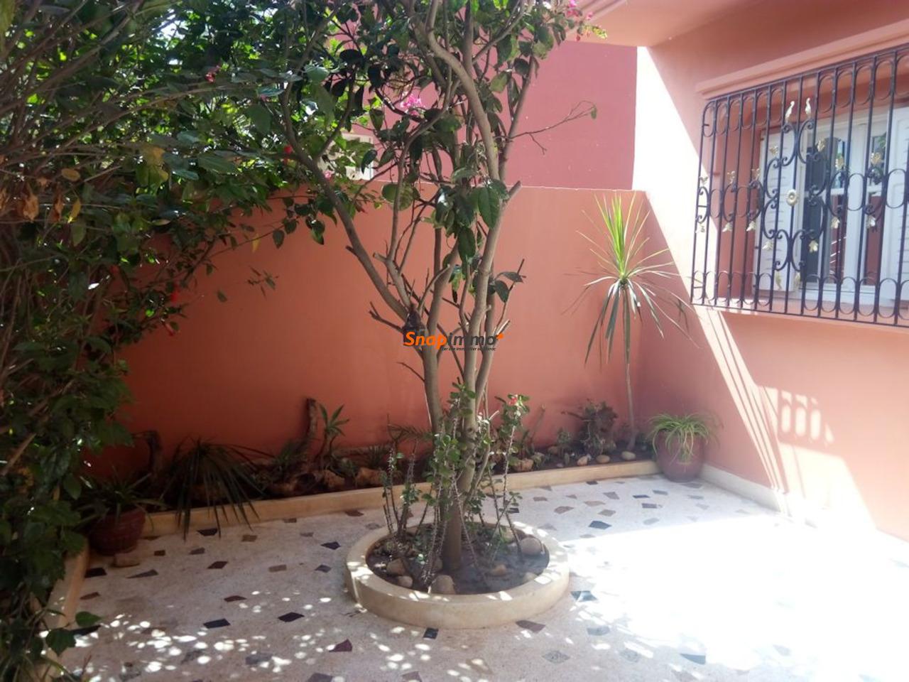 Très belle Villa de 180 m2 à Hay Al Andalous - 2/4