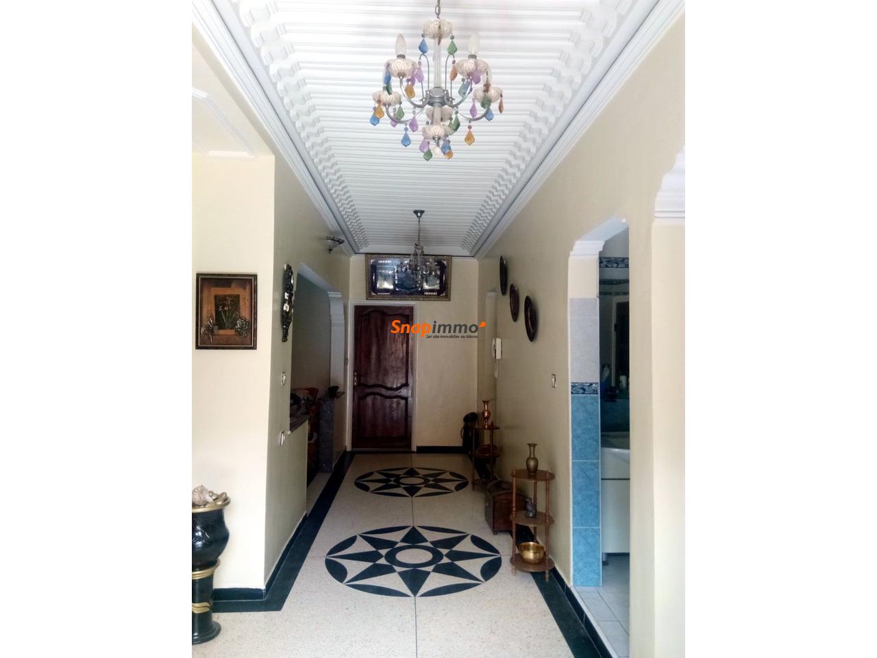 Très belle Villa de 180 m2 à Hay Al Andalous - 3/4