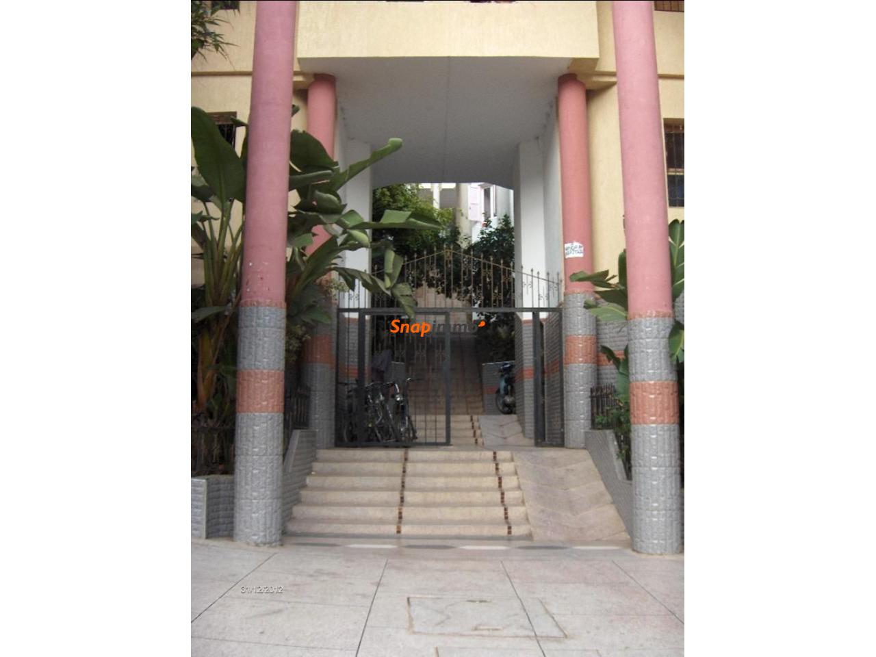 Appartement à louer par mois à Rabat - 1/4