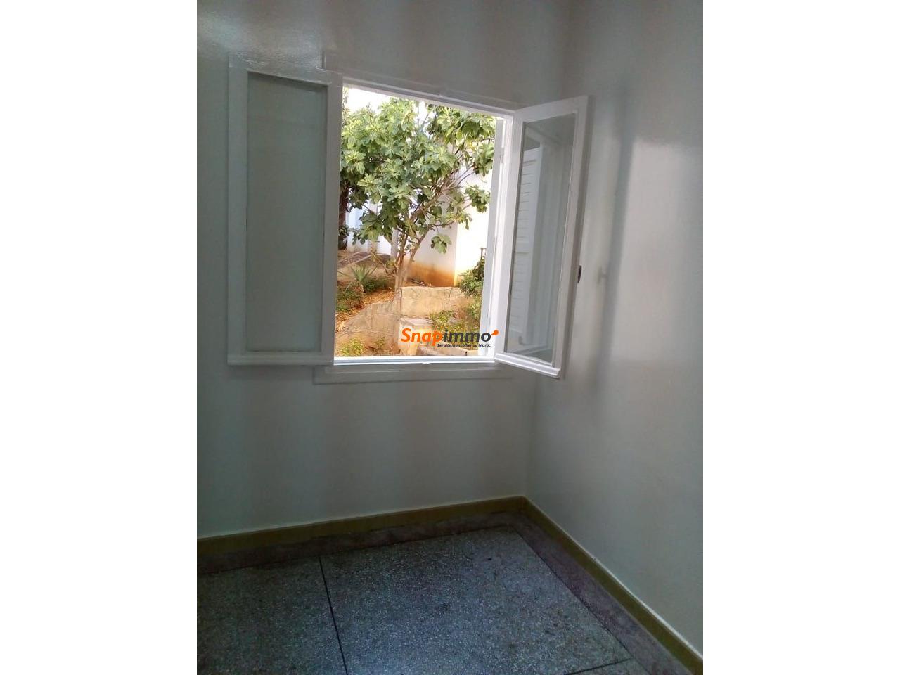 Appartement à louer par mois à Rabat - 4/4