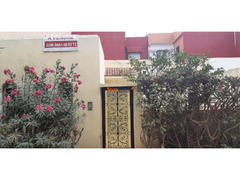 villa plein pied a vendre bernoussi