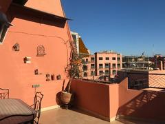 Duplex de 201 m2 au cœur de Gueliz